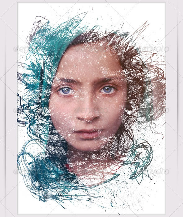 Dazzling Photo Effect Templates In Photoshop Entheos