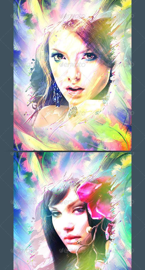 Kolorful Dream Photo Manipulation