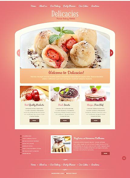 bakery-HTML5