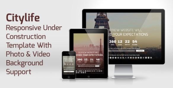 city-life-responsive-video-bg