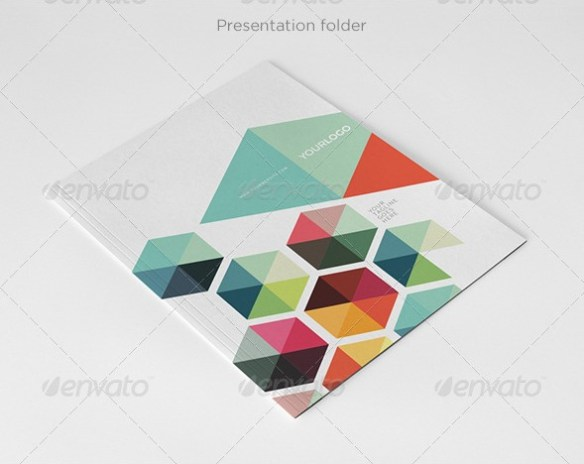 BusinessColorful-hexpres-folder