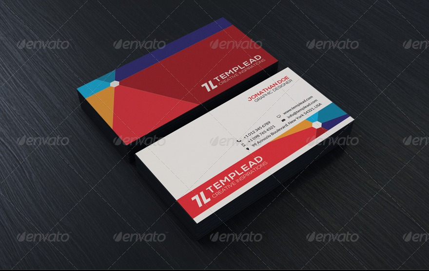 Colorful Corporate Identiy CI0005 GraphicRiver Previewer