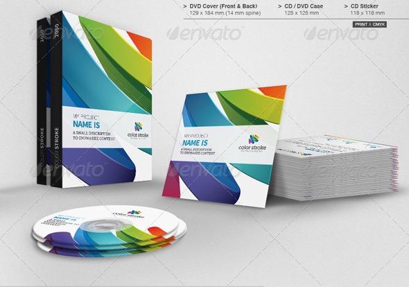 Corporate Id-Color-Stroke DVD-cover