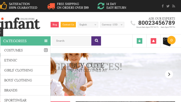 nav for Template 53453 - Babies and Kids Wear Responsive PrestaShop Theme