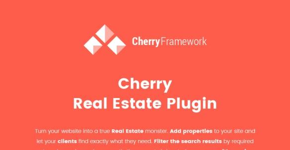 Template 61275 -Real Estate Portal WordPress Theme