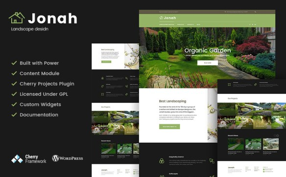 Template 61319 - Landscape Curbing Responsive WordPress Theme