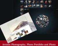 Photo Studio Website Templates