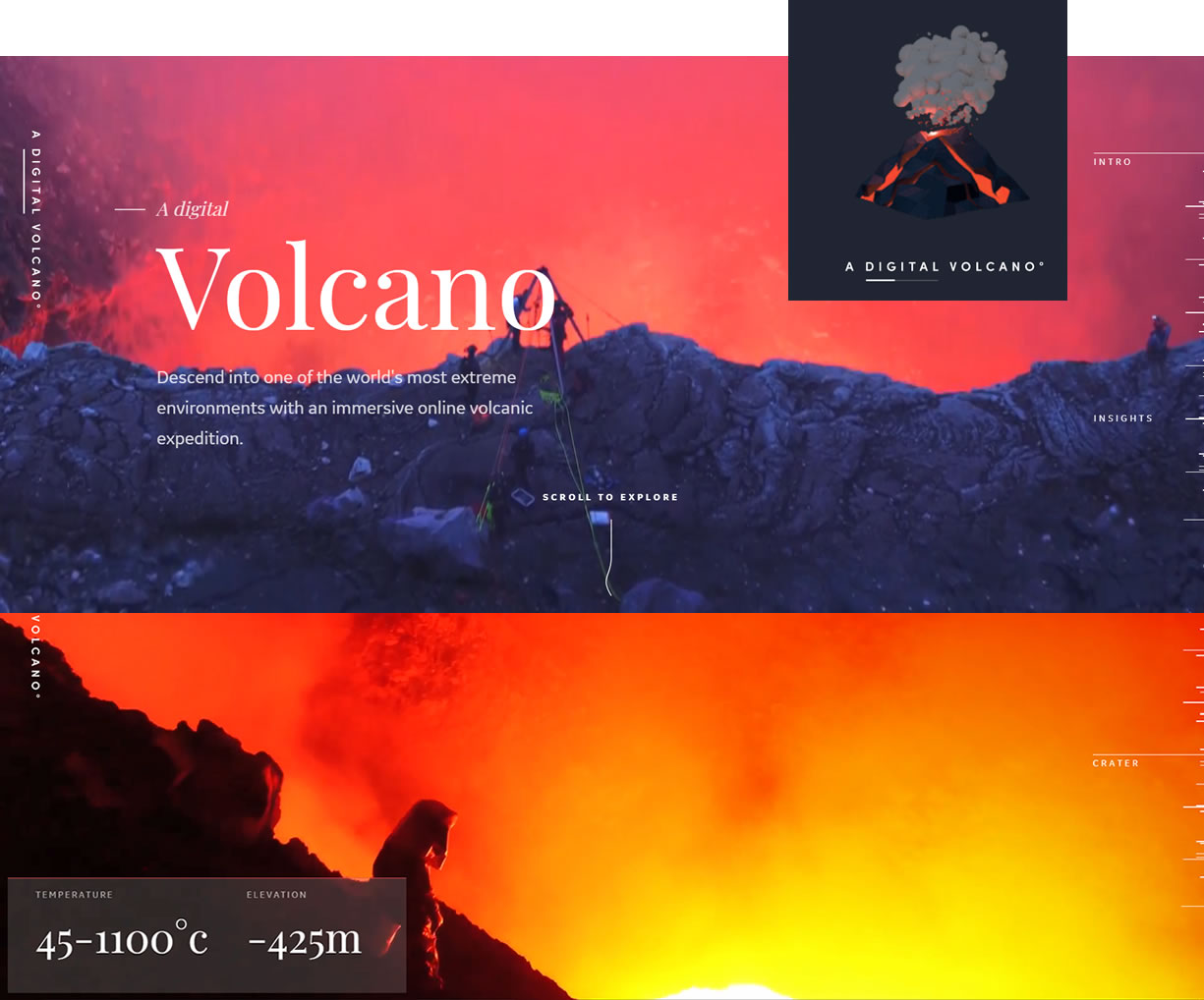 GE - Digital Volcano