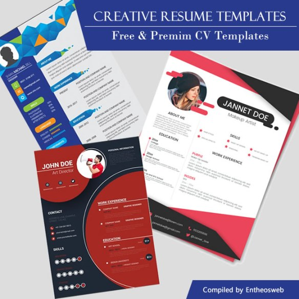 Premium Resume Templates from i0.wp.com