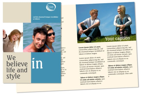 Free Travel/Lifestyle/Hospitality Brochure Download