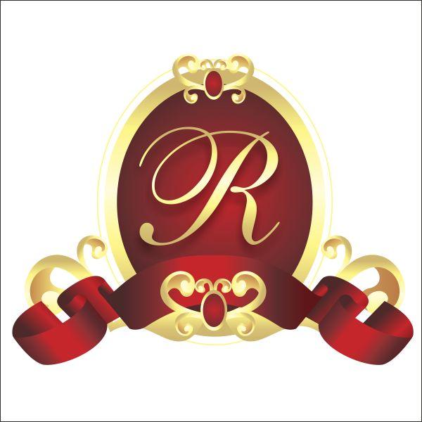 classic logo design in Coreldraw