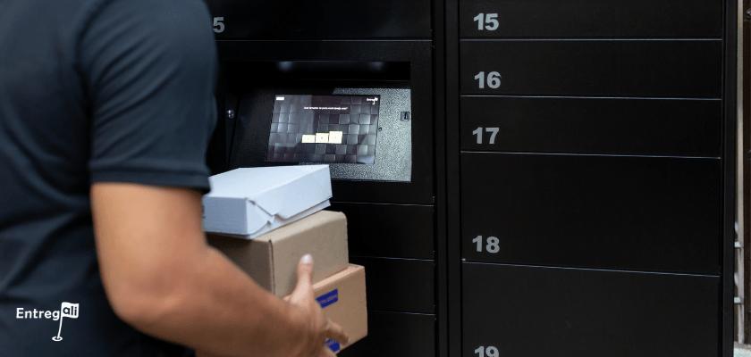 Tempo de entrega de encomendas