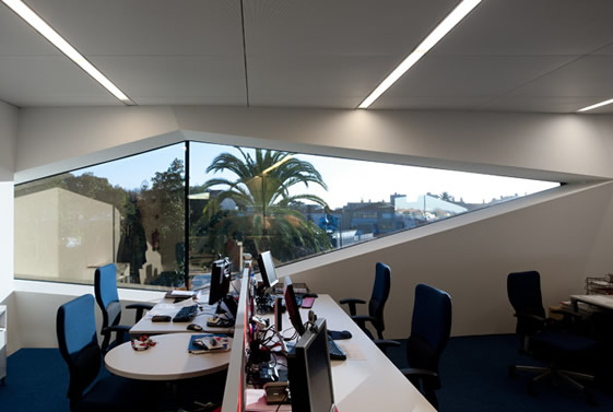 Captivating HeadquartersmobileofficePortoPortugaltelecommunicationsvodafone Amazing Pictures