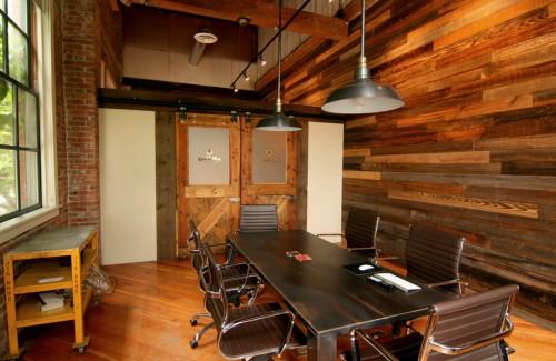 Seattle Office Space  Wooden Office  eOffice  Coworking
