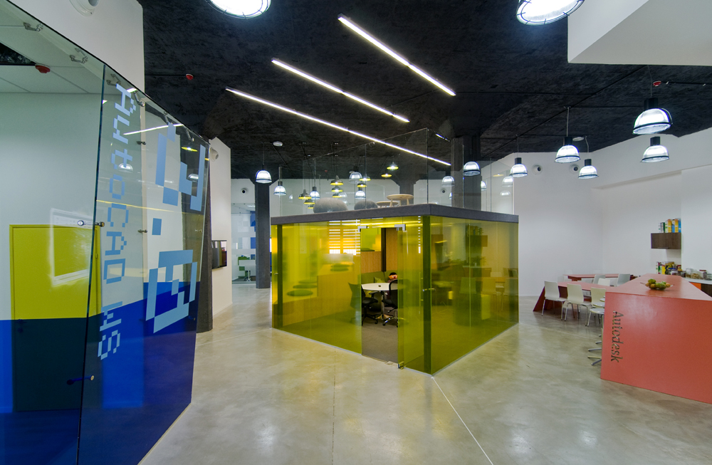Autodesk Office Space Tel Aviv Israel Eoffice