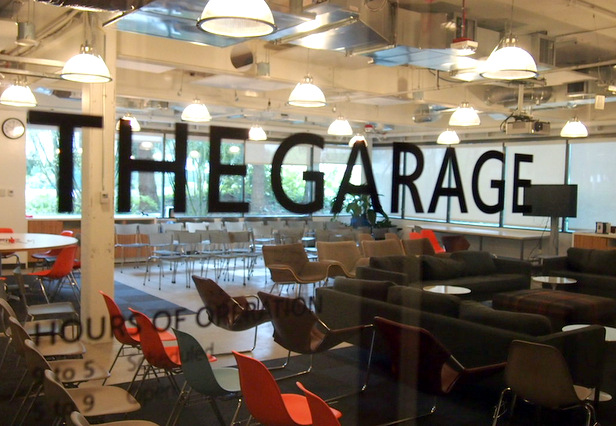 Microsoft Office Space  The Garage  eOffice  Coworking