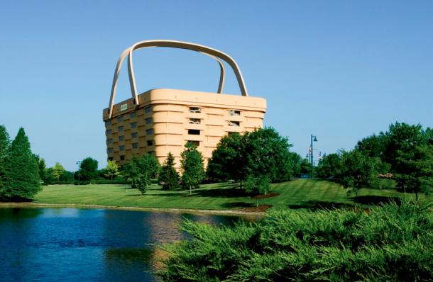 Worlds Largest Basket Ohio Office EOffice Coworking