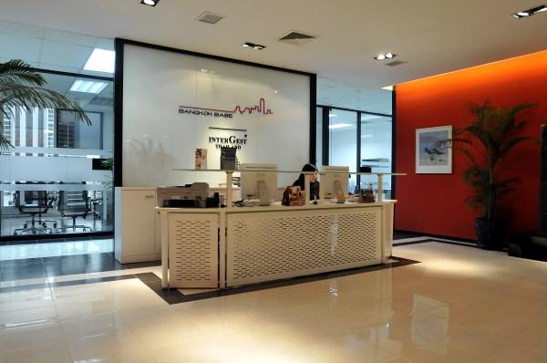 Office Reception Area Design Ideas