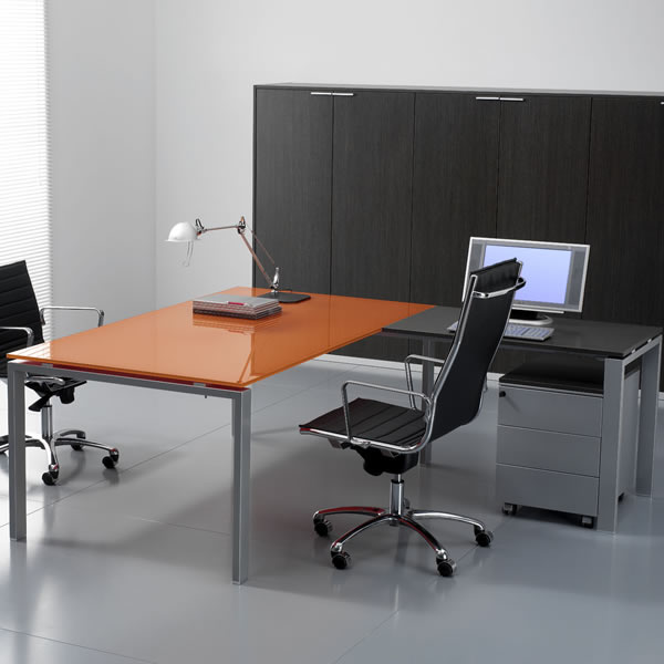 Planscape small office desk