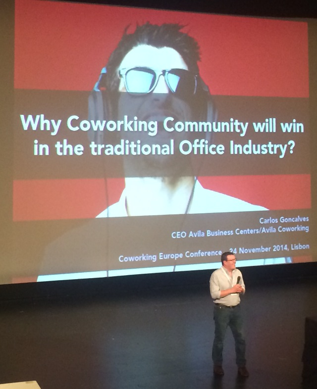Coworking Europe Conference