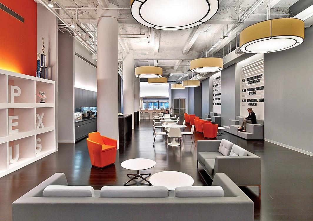 innovative home office decorating ideas | AppNexus Innovative Headquarters in New York City ...