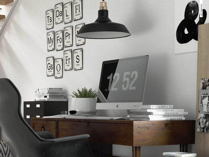 Stylish-Scandinavian-Home-Office-Decor-Ideas
