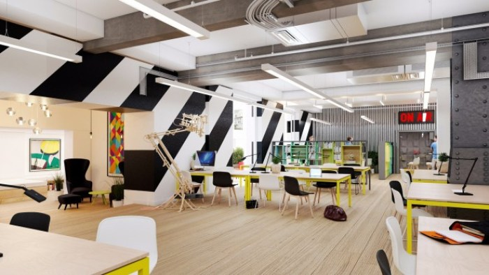 Huckletree-Shoreditch