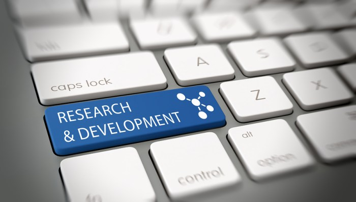 Avila Business Center Research and Development Department