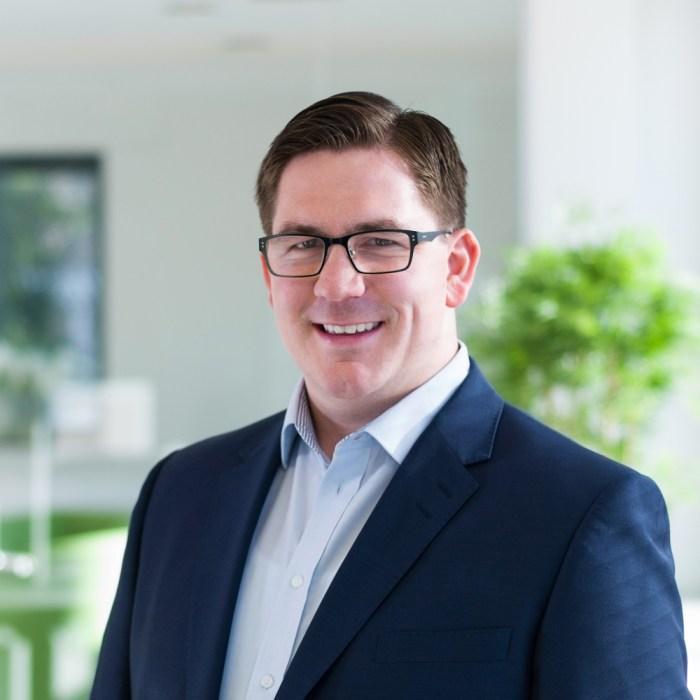 Matthew Cooper, Business Development Director, Woodhouse Workspace