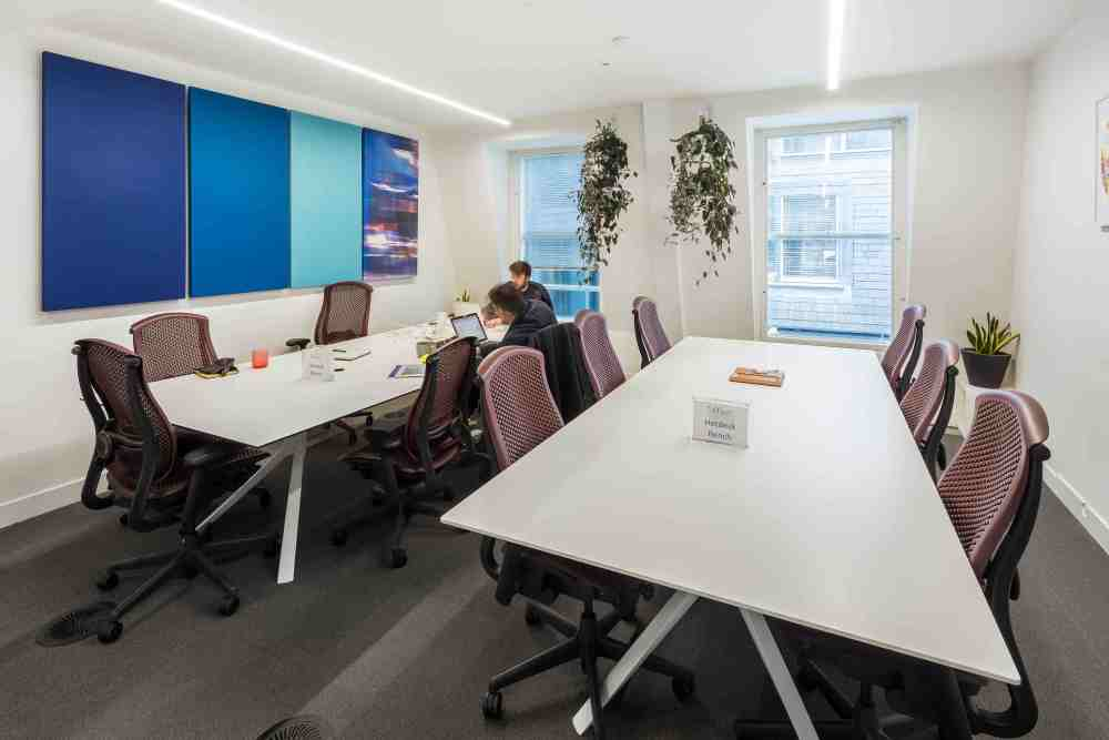 HD LR office partitions liverpool wirral manchester