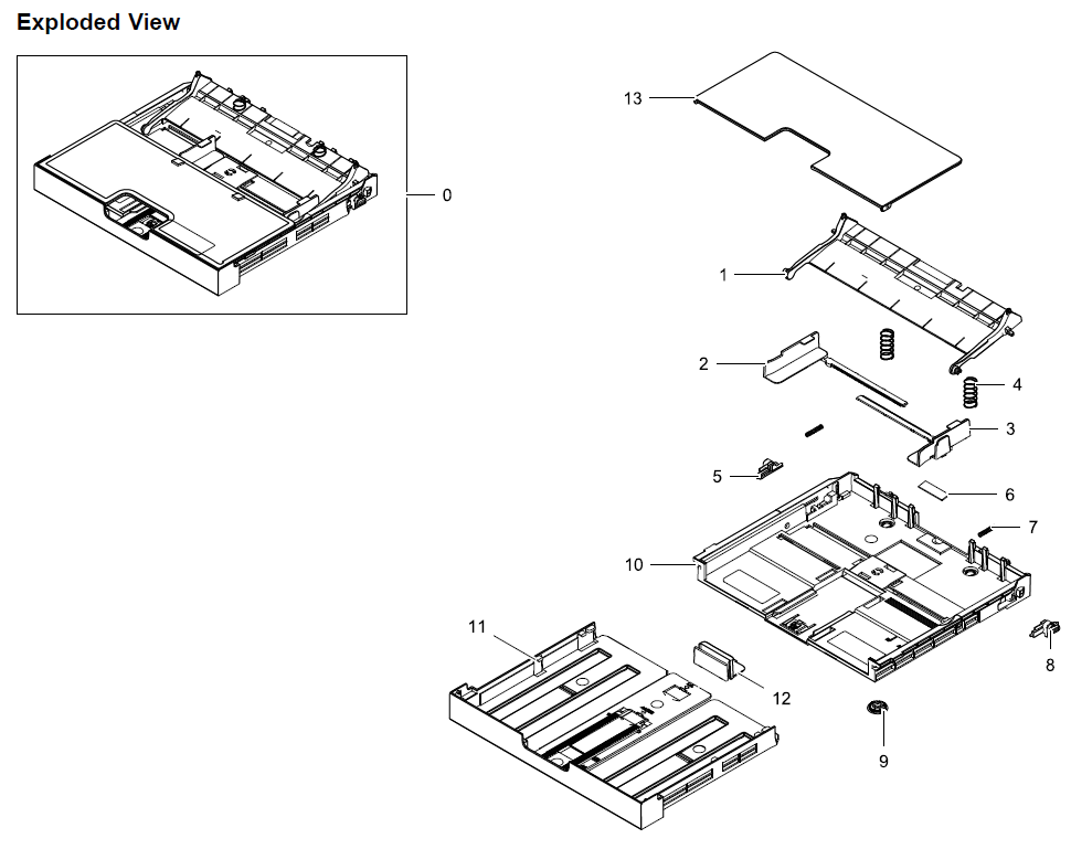 SAMSUNG Xpress C460W : maintenance