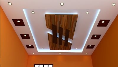 Pop False Ceiling Design Epic Villa Blog