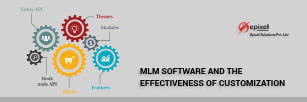 Customization in MLM Software