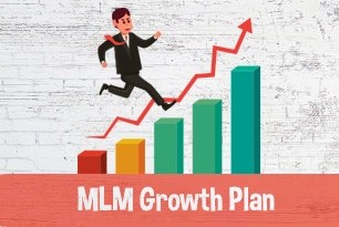 MLM Growth Plan with an MLM Software