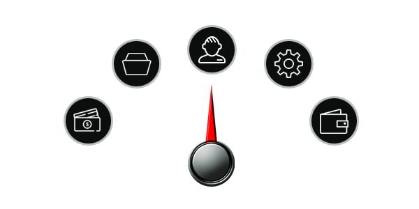 MLM Software navigation tools
