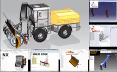 Teamcenter - CAD független alkalmazás