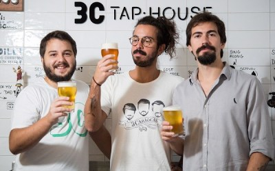 Por fábrica própria, cervejaria 3Cariocas capta R$ 2 milhões em 'crowdfunding'