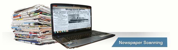 Old Newspapers Archiving Solutions