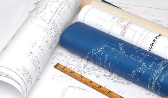 Digitizing Paper Construction Plans