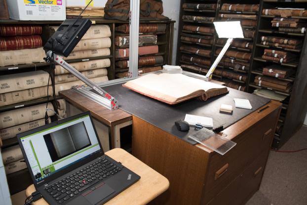 How Does Digitizing Historical Documents Work