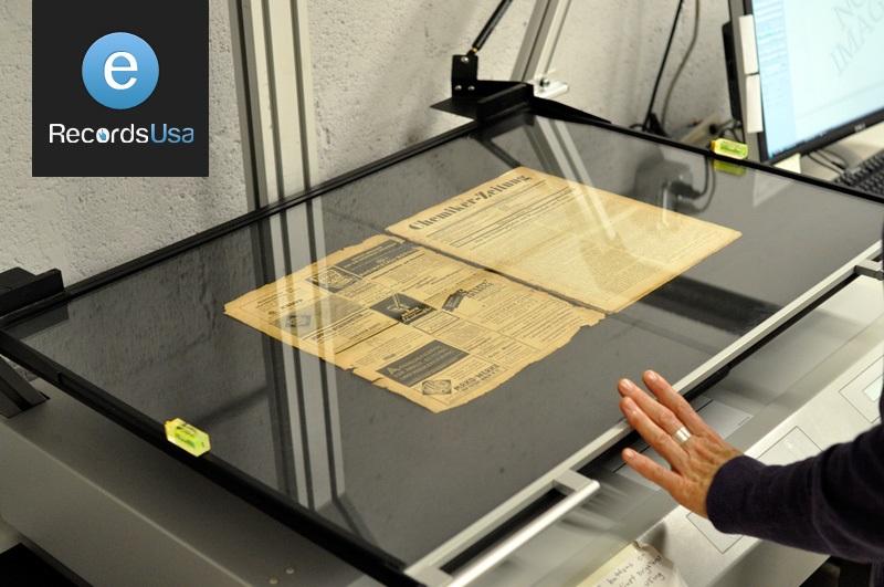 Digital Documents Preservation Services