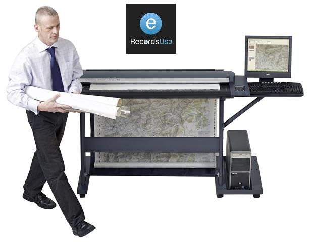 large format sheet scanner Contex SD One