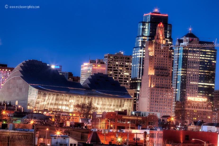 Fall Scene Wallpaper For Iphone The Kansas City Skyline Scene Eric Bowers Photoblog