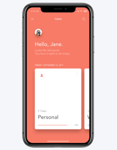 Design From Dribbble