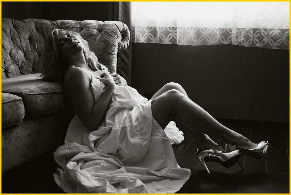 how to prepare for your boudoir session in regina