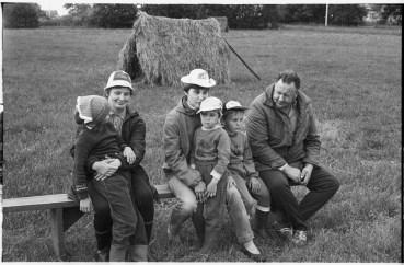 ERM Fk 2971:3397. Jaanituli Kalina külas. Foto Jaak Eelmets, u 1985–1990.