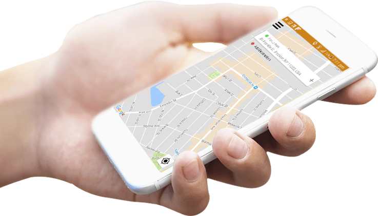 app for taxi business