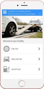 towing service selection