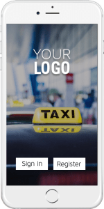 Airport Taxi App