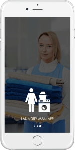 On Demand Laundry App